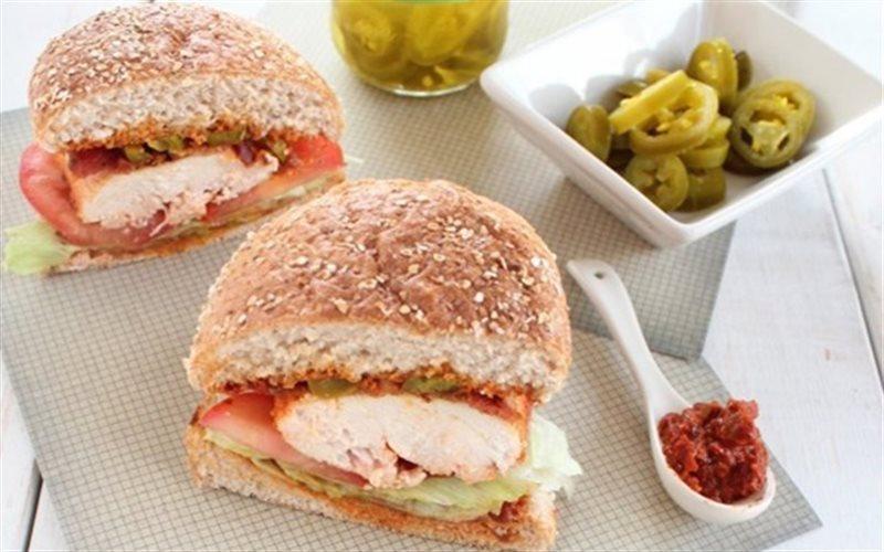 Cách Làm Sandwich Kẹp Gà Đơn Giản, Đủ Dinh Dưỡng