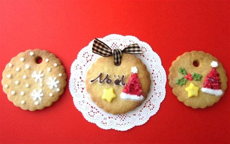 Cách Làm Bánh Quy Hình Mũ Noel Giòn Tan, Hấp Dẫn