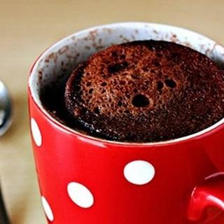 Bánh chocolate nóng trong 5 phút