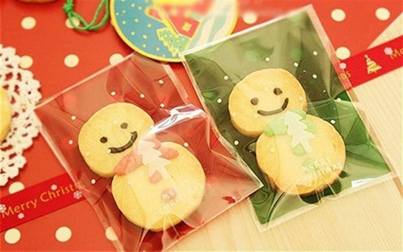 Cách Làm Cookies Người Tuyết Cho Tiệc Giáng Sinh