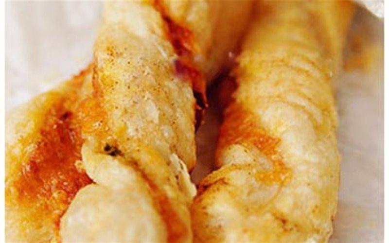 Cách Làm Bánh Phô Mai Xoắn Thơm Ngon Đơn Giản