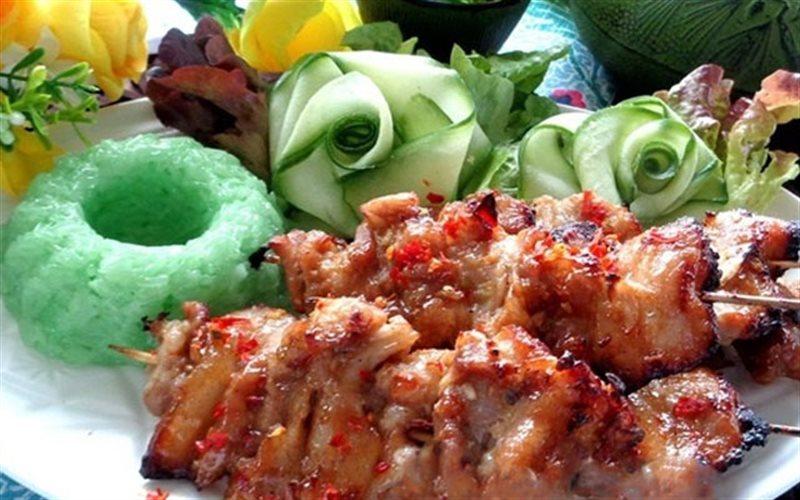 Cách Làm Thịt Xiên Nướng Cay Thơm Ngon Chuẩn Vị