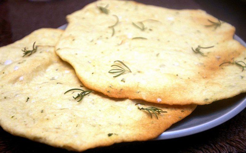 Cách làm Bánh hương thảo