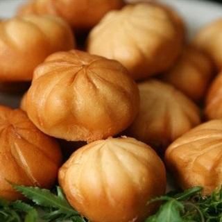 Cách Làm Bánh Bao Chiên Vàng Giòn, Cực Thơm Ngon