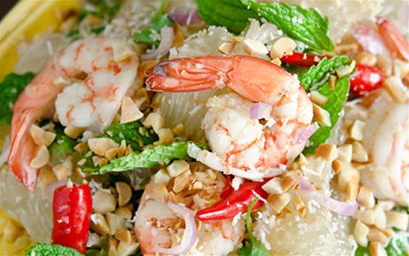 Cách Làm Salad Bưởi Tôm Thanh Mát Ngon Miệng Ở Nhà
