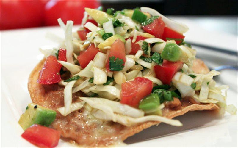Cách Làm Salad Bánh Đa Độc Đáo Đổi Món Cho Cả Nhà
