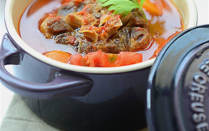 Cách Nấu Đuôi Bò Hầm Cà Chua Thơm Ngon Hấp Dẫn