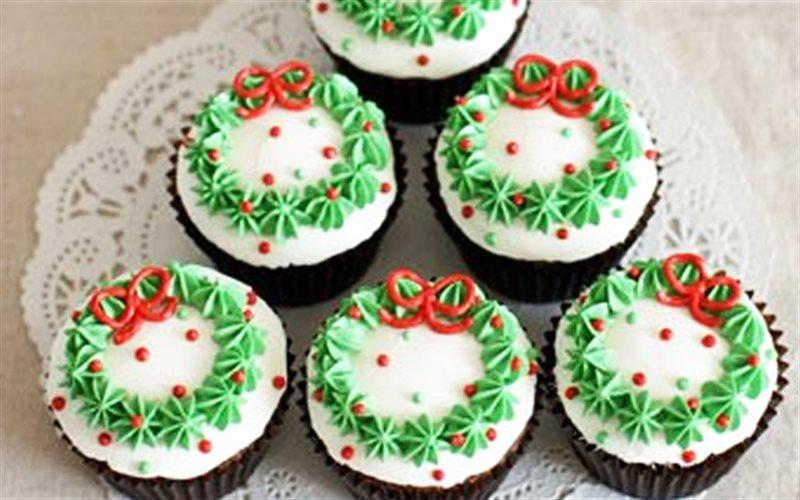 Cách Làm Cupcake Giáng Sinh Đơn Giản, Ngọt Ngon