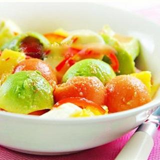Cách làm trái cây dầm