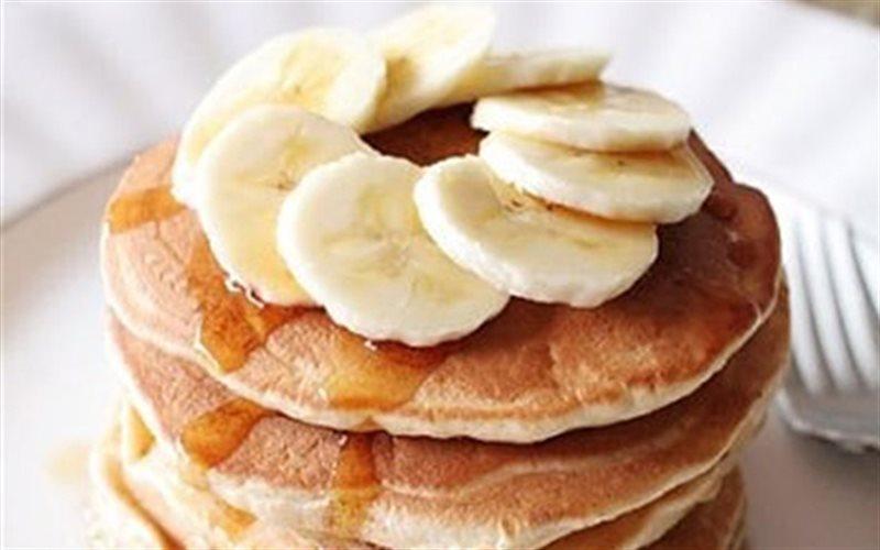 Cách Làm Pancake Chuối Chín Thơm Ngon Hấp Dẫn