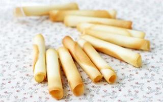 Bánh quế ống