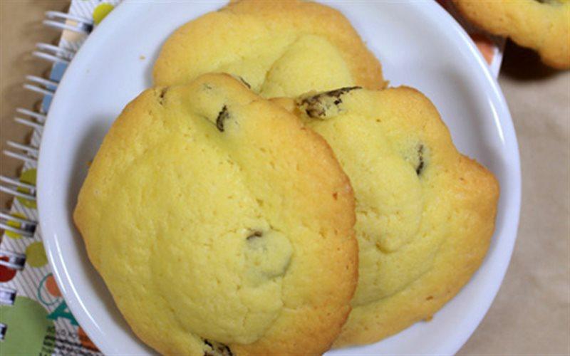 Cách làm Bánh Quy Bơ Chuối lạ miệng, thơm ngon cực đỉnh