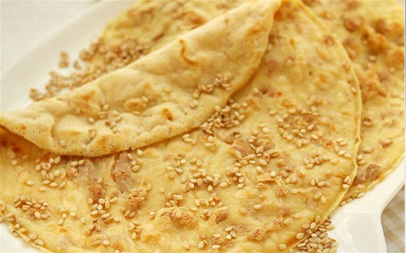 Cách Làm Bánh Bột Mì Mè Thơm Lừng Đơn Giản Tại Nhà