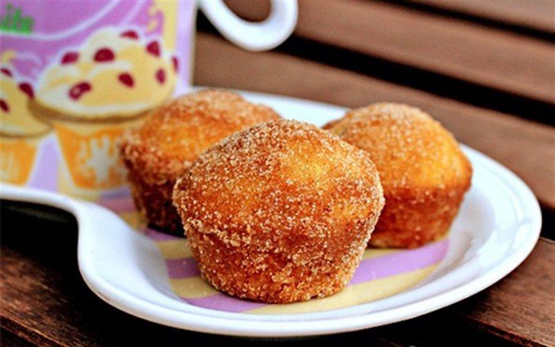 Cách Làm Bánh Donut Muffin Đơn Giản Ngon Miệng
