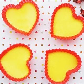 Cách làm Caramel Tình Yêu ngọt ngào, cho ngày lễ tình nhân
