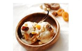 Những món kem hương trái cây mát ngọt