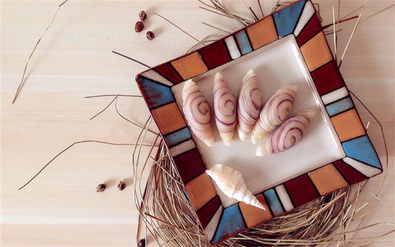 Cách Làm Bánh Xoắc Ốc Lạ Mắt, Hương Vị Bất Ngờ