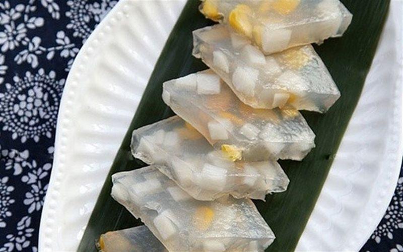 Cách Làm Thạch Bắp Cơm Dừa Dai Sần Sật Rất Dễ