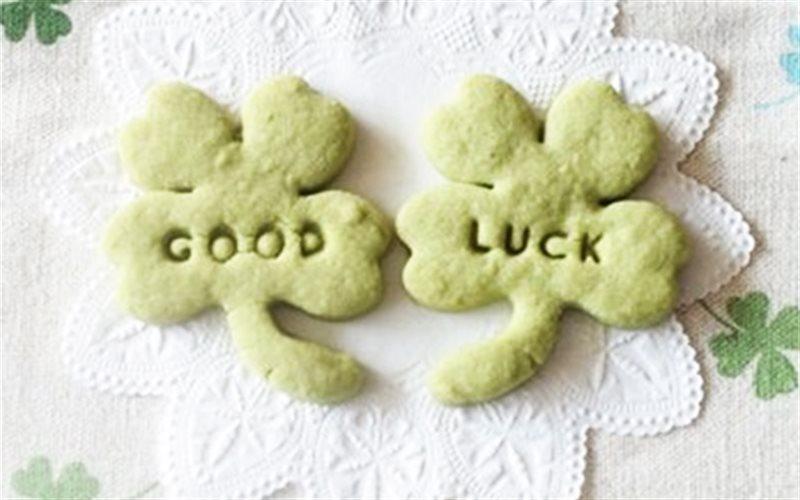 Cách Làm Cookies Cỏ 4 Lá Rất Đơn Giản, Giòn Tan,