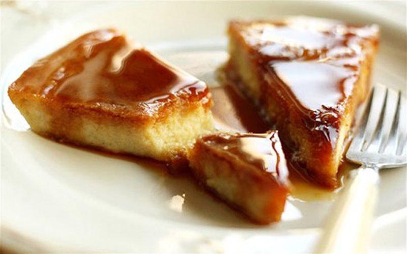 Cách Làm Bánh Khoai Lang Sốt Caramel Ăn Vặt Ngon