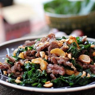 Cách Làm Lá Lốt Xào Thịt Bò Lạ Miệng Thơm Ngon