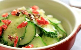 Salad dưa leo