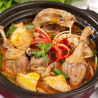 Cách làm Vịt Nấu Chao đơn giản ngon miệng ngay tại nhà