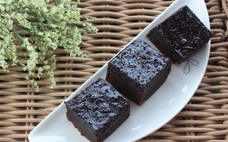 Cách Làm Bánh Brownie Cacao | Ngon, Thơm Nức Mũi