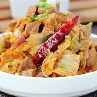Cách Làm Thịt Bò Xào Kim Chi Đơn Giản Dinh Dưỡng