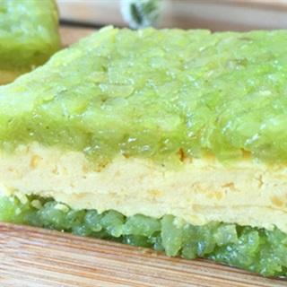 Cách làm Bánh Cốm Đậu Xanh bùi thơm, dẻo ngọt tại nhà