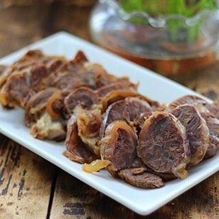 Cách làm Bắp Bò Buộc thơm ngon, hấp dẫn, đậm đà gia vị