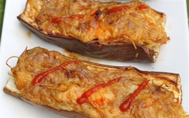 Cách làm Cà Tím Nhồi Tôm Thịt thơm ngon cho bữa ăn mỗi ngày