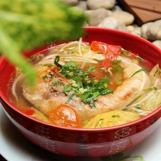 Cách làm Canh Chua Cá Bớp ngon miệng cho bữa ăn gia đình