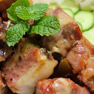 Cách làm Sườn Om Cốt Dừa béo bùi, thơm ngon khó cưỡng