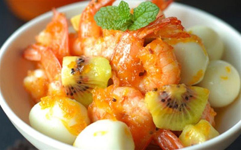 Cách Làm Tôm Nấu Trứng Cút Đơn Giản Cho Bữa Cơm