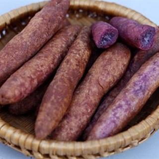 Cách làm Bánh Khoai Mỡ Chiên bằng bột mì, ngon khó cưỡng