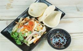 Các món ăn được chế biến từ tai heo - tai lợn