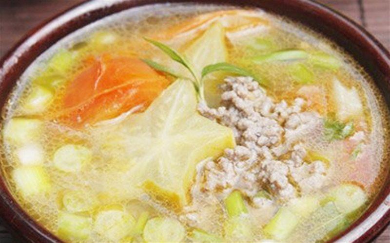 Cách Làm Canh Thịt Bò Nấu Khế Thơm Ngon, Lạ Miệng