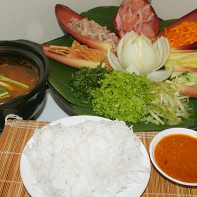 Món ngon đặc trưng của miền Trung