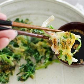 Cách làm Rau Chân Vịt Chiên đơn giản cho bữa cơm gia đình