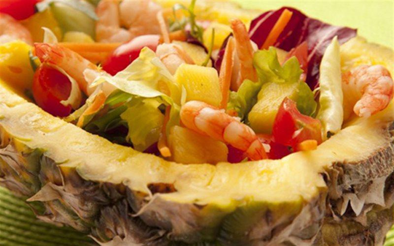 Cách Làm Salad Tôm Thơm Ngon Đơn Giản Tại Nhà