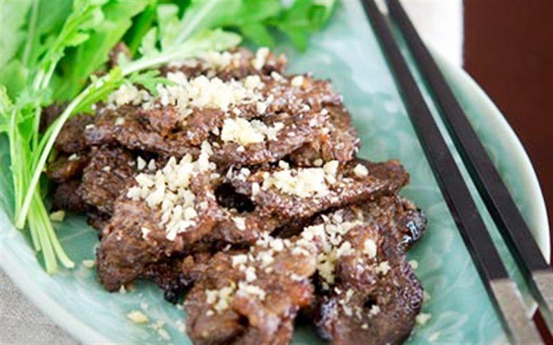 Cách Làm Thịt Bò Nướng Lạ Miệng Thơm Ngon Chuẩn Vị