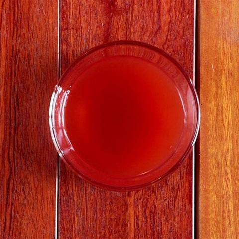 Sườn non xào chua ngọt đậm đà