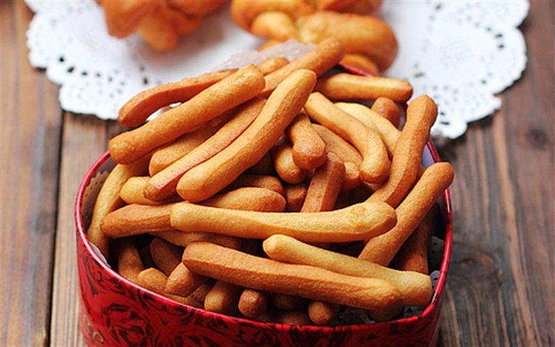 Cách Làm Bánh Quẩy Chiên Giòn Ngon Cho Bé Ăn Văt