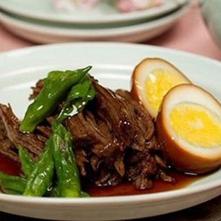 Cách Làm Thịt Kho Kiểu Hàn Đậm Đà, Ăn Cơm Ngon