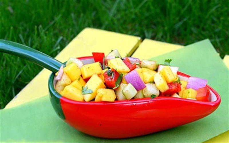 Cách Làm Salad Xoài Kiểu Thái Ngon Đơn Giản Ở Nhà