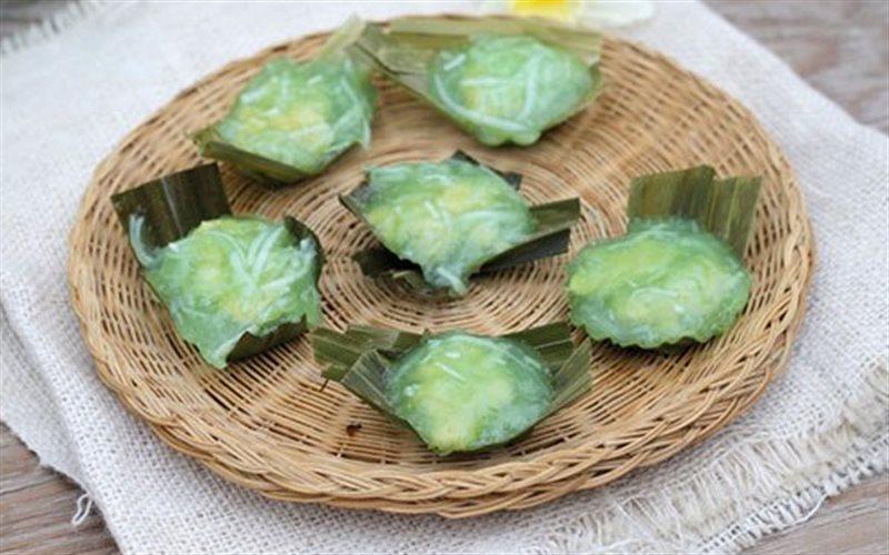 Cách làm Bánh Phu Thê nhân đậu xanh bùi ngon, đẹp và dễ làm