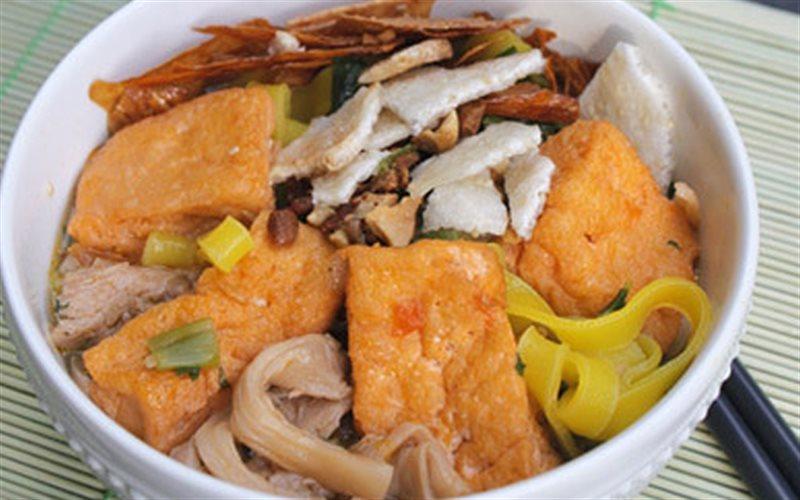 Cách làm Mì Quảng Chay rau củ thanh đạm ngon lành