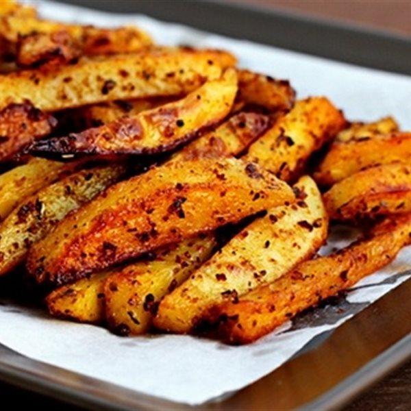 Ngon không cưỡng với những món ăn chế biến từ khoai tây