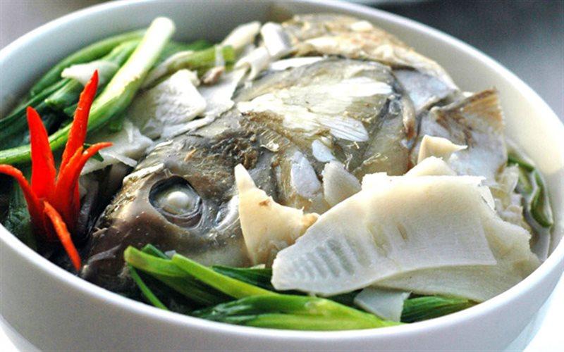Cách Làm Canh Măng Chua Nấu Cá Đậm Đà, Thơm Ngon